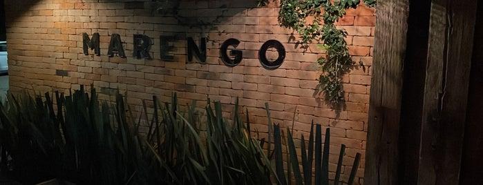 Marengo is one of San Luis.
