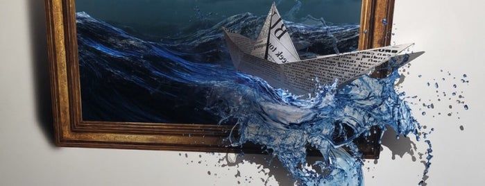 Krakil - Museum Of Illusions is one of Oleksandr : понравившиеся места.