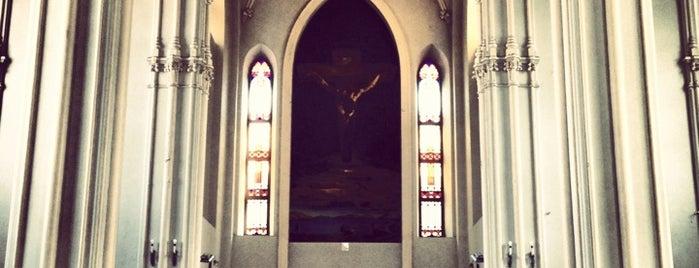 Католическая церковь пресвятого сердца Иисуса is one of Самара.
