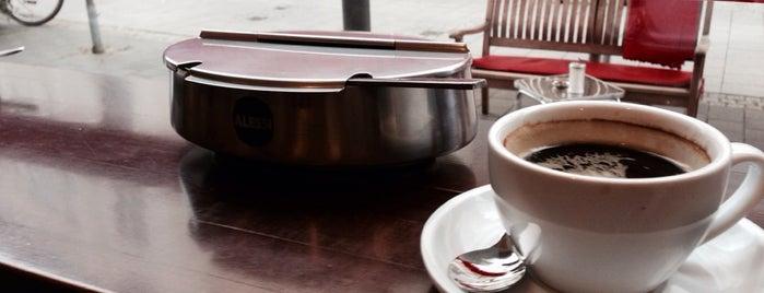 Kessel's Espresso Studio is one of Bonn.