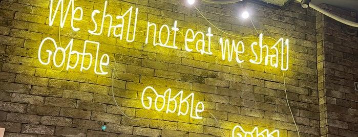 Gobblers is one of Riyadh Food.