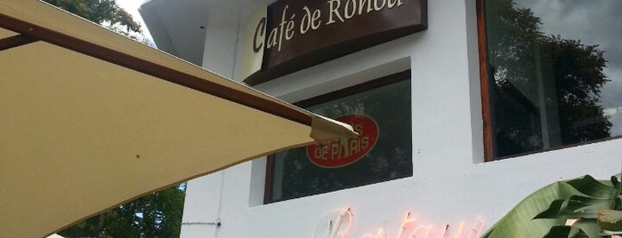 Café de Ronda is one of Marbella.