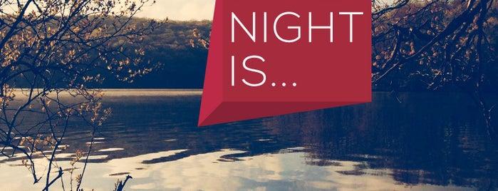 Harriman State Park is one of ooo la la (date night).