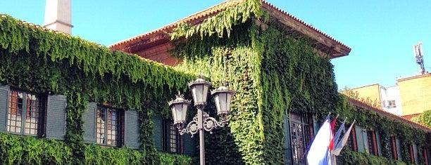 Real Club de Tenis de Oviedo is one of Comida, Restaurantes, etc..