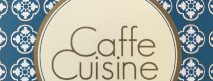 Le Caffé Cuisine is one of Kevin'in Beğendiği Mekanlar.