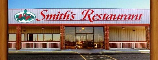 Smith's Restaurant is one of Steven 님이 좋아한 장소.