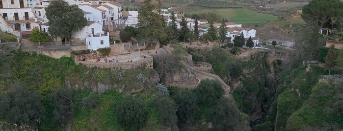 Mirador De Aldehuela is one of Ronda.