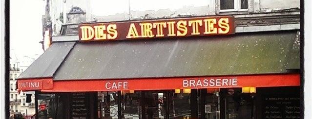 Au Rendez-vous des Artistes is one of Kevin : понравившиеся места.