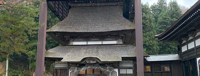 西福寺 開山堂 is one of 新潟のToDo.