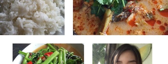 ตาปีอาหารตามสั่ง & ก๋วยเตี๋ยวรสเด็ด is one of 🍹Tückÿ♛Vïvä🍹 : понравившиеся места.