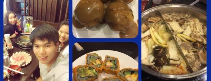 Kuma Shabu Shabu & Sukiyaki is one of 🍹Tückÿ♛Vïvä🍹 : понравившиеся места.