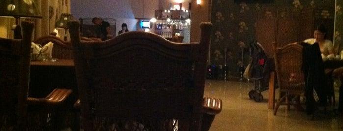 Европа бар, Ак-Марал is one of Posti che sono piaciuti a Sanjar.