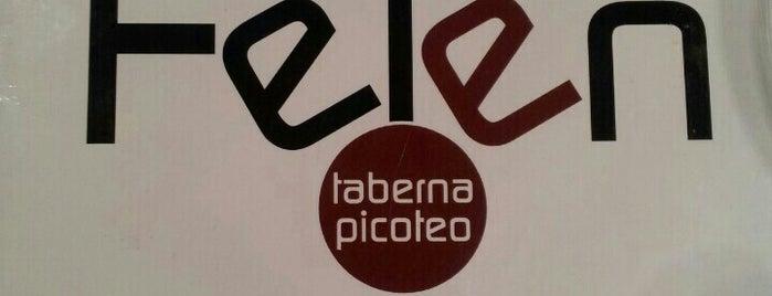 Taberna Fetén is one of Tempat yang Disukai Jose Luis.