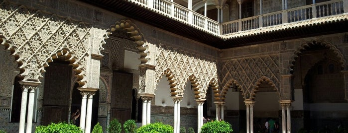 Real Alcázar de Sevilla is one of Cosas que ver en Sevilla.