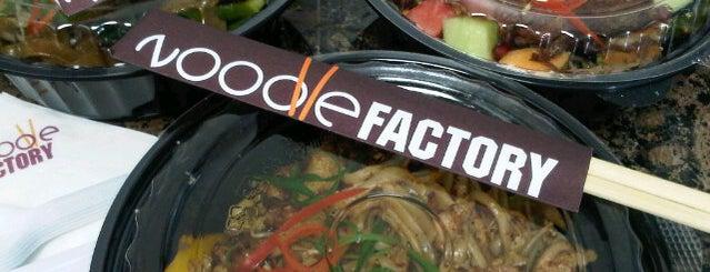 Noodle Factory is one of Abu Dhabi & Dubai, United Arab emirates.