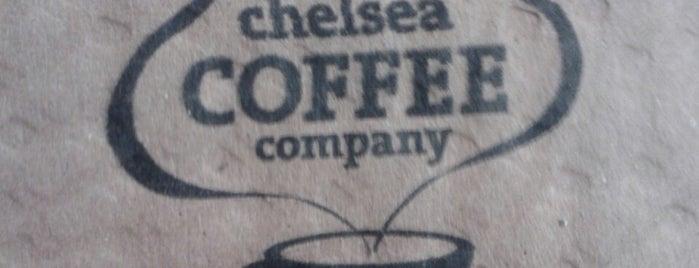 Chelsea Coffee Company is one of liz : понравившиеся места.