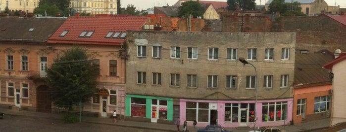 Площадь Корятовича is one of Татьяна : понравившиеся места.