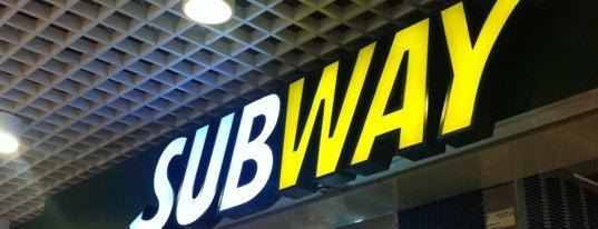 Subway is one of Orte, die MrChingu gefallen.
