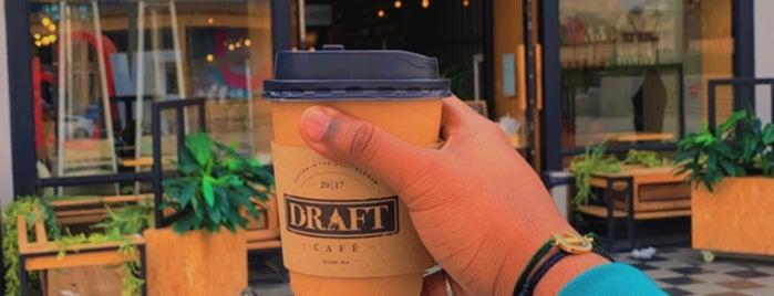 Draft Café is one of @m : понравившиеся места.