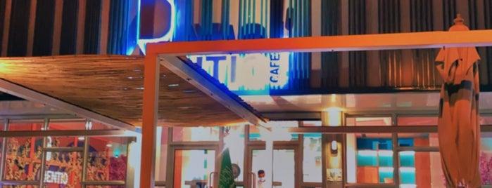 Sentio Cafe is one of Queen: сохраненные места.
