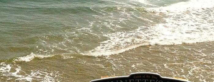 Jennette's Pier is one of MYMU coast.