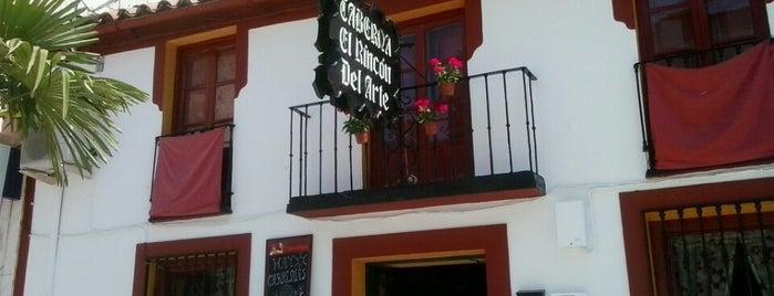 Taberna El Rincón Del Arte is one of Lugares para volver siempre.