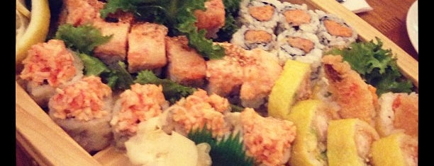 Matsu Sushi is one of I <3 Astoria.