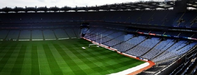 Croke Park is one of Hans Zimmer — Irish Pub.