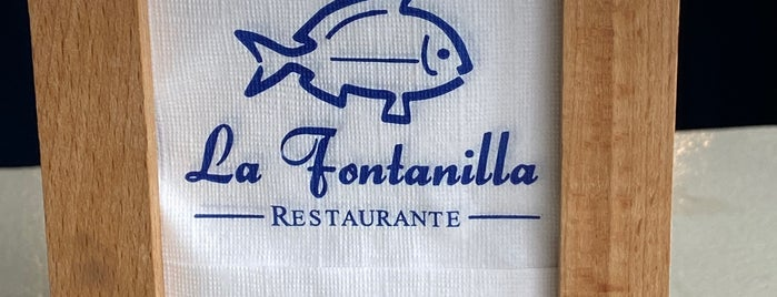La Fontanilla is one of Andalusien.
