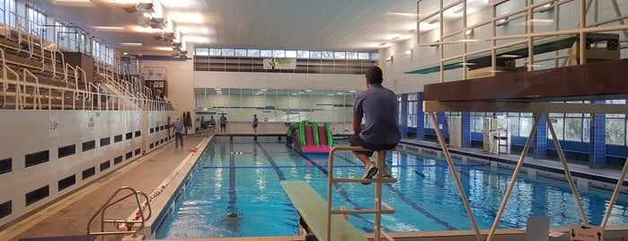 Highgrove Pool and Fitness Centre is one of GLL Leisure Centres, Gyms, Pools.