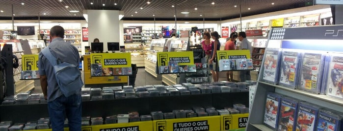 Fnac is one of Lisbon Wishlist.