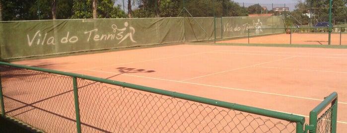 Vila do Tennis is one of Lugares guardados de Adriana.