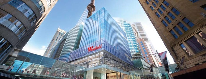 Westfield Sydney is one of ramtix 님이 저장한 장소.
