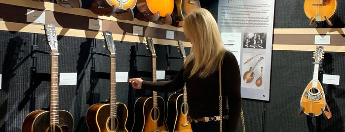 Gallery Of Iconic Guitars is one of Nashville.