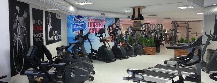 Cenk Devrim Ulusoy Sport Center is one of Kamil: сохраненные места.