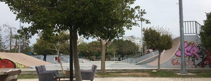 Skate Park is one of Tempat yang Disukai Adalet.