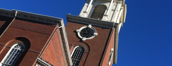 Park Street Church is one of Boston 2020.