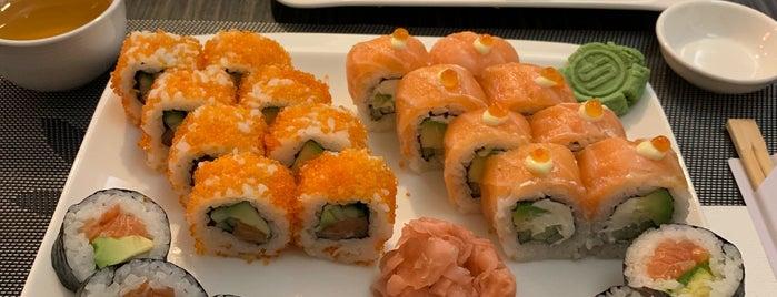 Sushi Guru is one of Karlín lunch.