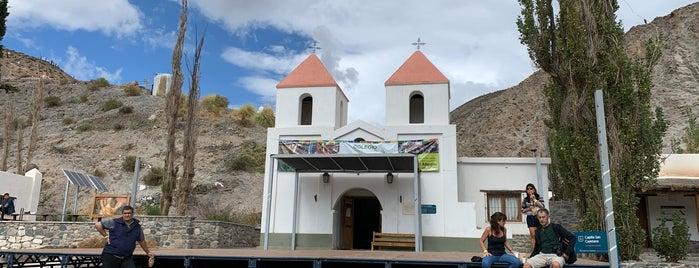 Iglesia de Alfarcito is one of Lieux qui ont plu à Jane.