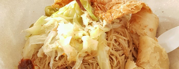 Seng Hee Vegetarian Food 成喜素食 is one of Vegan and Vegetarian.