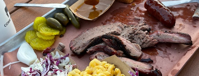 Pinkerton's Barbecue is one of Houston.