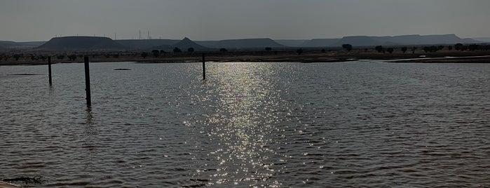 Thadiq Water Dam is one of MVi.