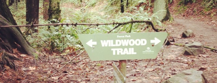 Wildwood Trail - Pittock Mansion is one of Weekend Hike Spots.