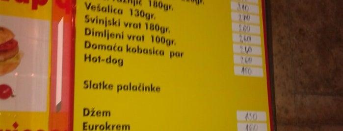 Šalter šiš ćevap is one of Posti che sono piaciuti a rapunzel.