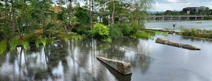 パンとエスプレッソと福田美術館 is one of Kyoto.