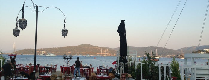 Biber Türkbükü is one of Bodrum - List -.