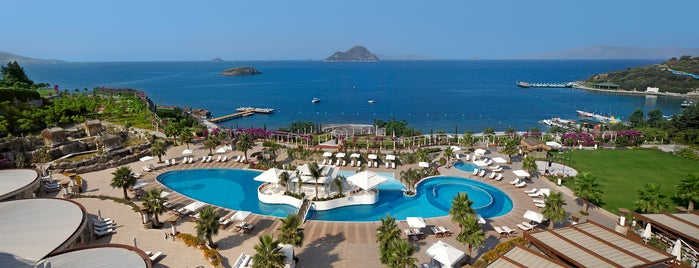 Sianji Wellbeing Resort is one of Bodrum Musteri Listesi.