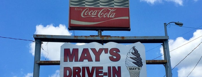 May's Drive-in is one of Foodie - Misc 1.