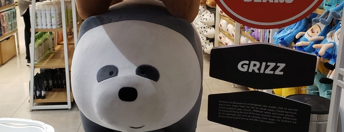 Miniso is one of cvvhさんのお気に入りスポット.