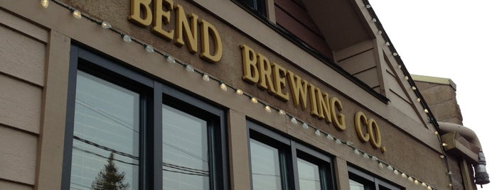 Bend Brewing Company is one of Oregon Brewpubs.